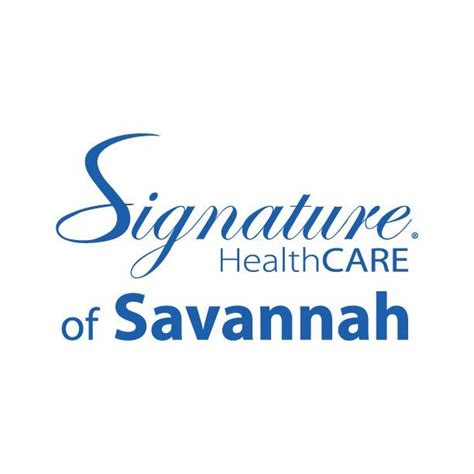 home signature signature healthcare of savannah in savannah ga 31405