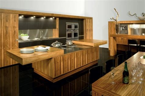 types of kitchen islands cocinas con islas de dise 241 o moderno