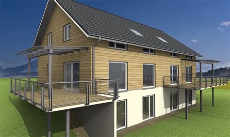 Homedesigner by 3d Hausplaner Software Zur Hausplanung Architektursoftware