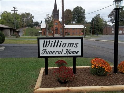 facilities williams funeral home