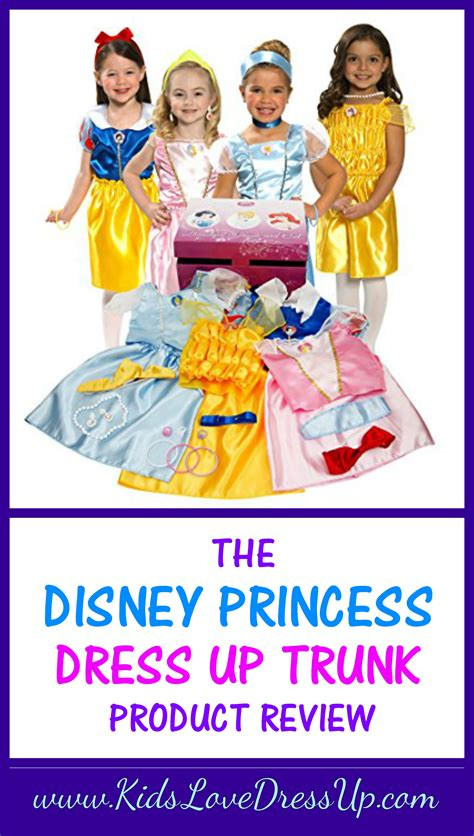 who dress up the disney princess dress up trunk is it worth purchasing