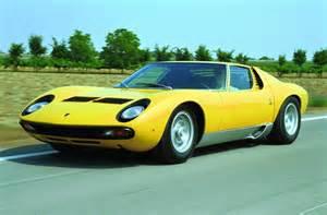 All Lamborghinis Made 1971 Lamborghini Miura Sv Coupe