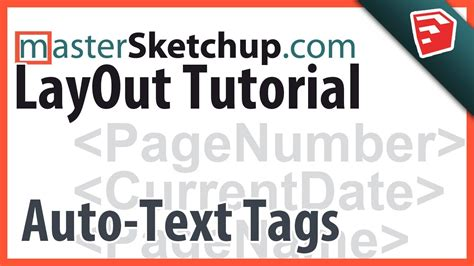 auto layout tutorial youtube layout 2014 auto text tag tutorial youtube