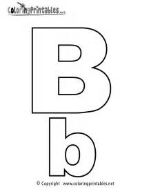 letter b coloring pages alphabet letter b coloring page a free coloring
