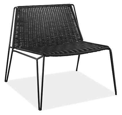 room and board outdoor furniture penelope outdoor lounge chair penelope lounge chairs in black modern outdoor furniture