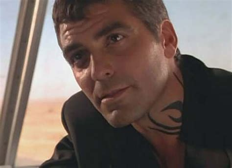 george clooney from dusk till dawn tattoo 33 best images about george clooney on