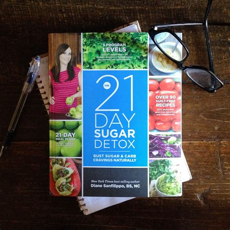 Sugar Detox Fed Up by Review Giveaway The 21 Day Sugar Detox Fed Fit