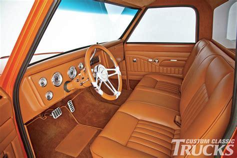 1968 Chevy C10 Interior by 1968 Chevy C10 Interior Photo 13