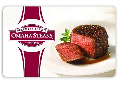 Omaha Steaks E Gift Card - best 25 omaha steaks ideas on pinterest simple steak recipes gourmet dinner