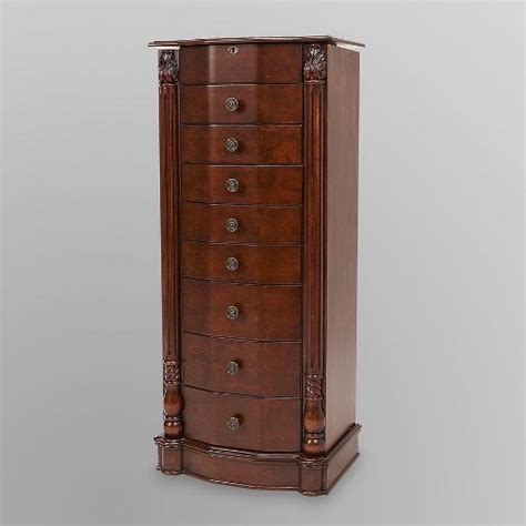 jewelry armoire uk hives and honey large floor standing 8 drawer wooden