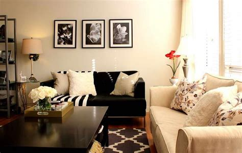 how to decorate a small apartment living room modular furniture archives homecrux