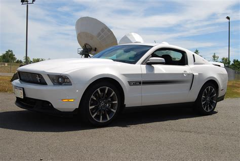 2011 mustang white performance white 2011 gt cs the mustang source ford