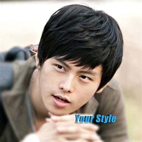 short asian boy hairstyle aliexpress com buy fashion synthetic short boy pixie cut