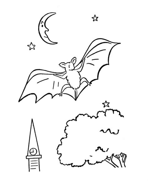 spooky tree coloring page spooky tree coloring coloring pages