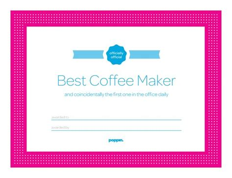 certificate template maker 1000 images about office templates on