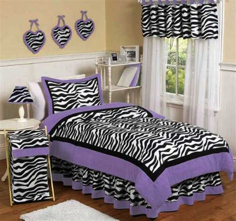 zebra bedroom decorating ideas zebra prints and decorative patterns on personal