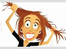 STRESSED?   Mercedes Kay Gold Clipart Stressed
