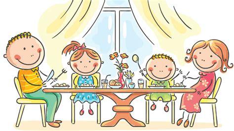 imagenes animadas almorzando la importancia de comer en familia d 237 a a d 237 a