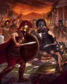 monomachia dueling in ancient greece books 1000 images about ancient warriors on
