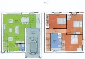 maison en etage maison moderne