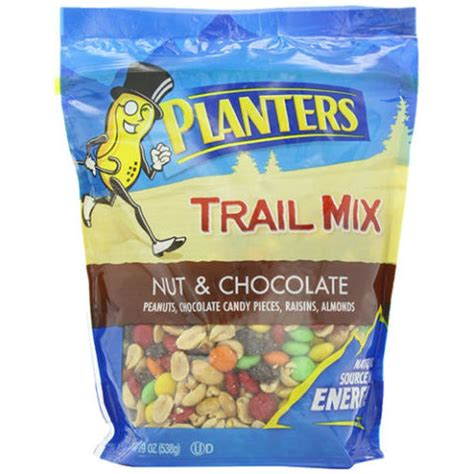 planters fruit and nut trail mix 12 best trail mix snacks of 2018 healthy nut and fruit