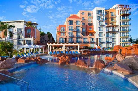 inclusive resorts  mexico   map