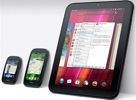 Hp Apple Android ms apple and android hp touchpad pressure silicon uk
