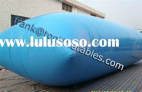 Air Pillow Troline blob