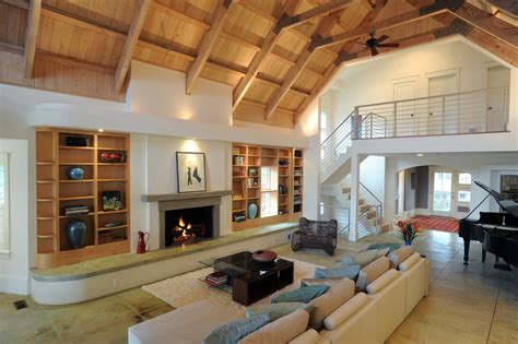 cathedral ceiling living room cathedral ceilings family room traditional with clerestory