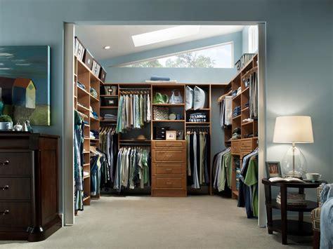 Top 3 styles of closets hgtv