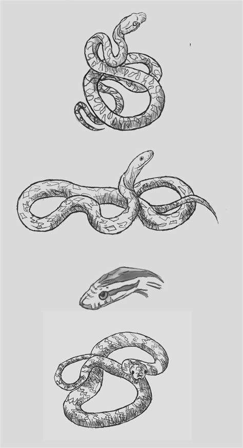 snake tattoo ideas by morning star1 on deviantart