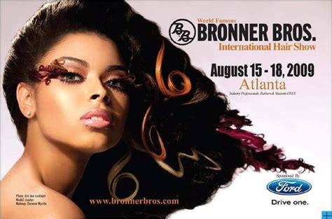 mallony brothers hair show in atlanta ga afroveda the natural choice bronner bros hair show in