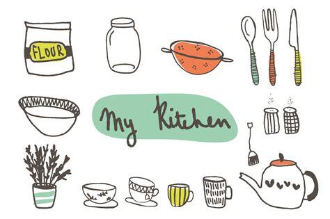 Vintage Kitchen Clipart by Kitchen Clipart Clipart Cliparts For You 2 Clipartix