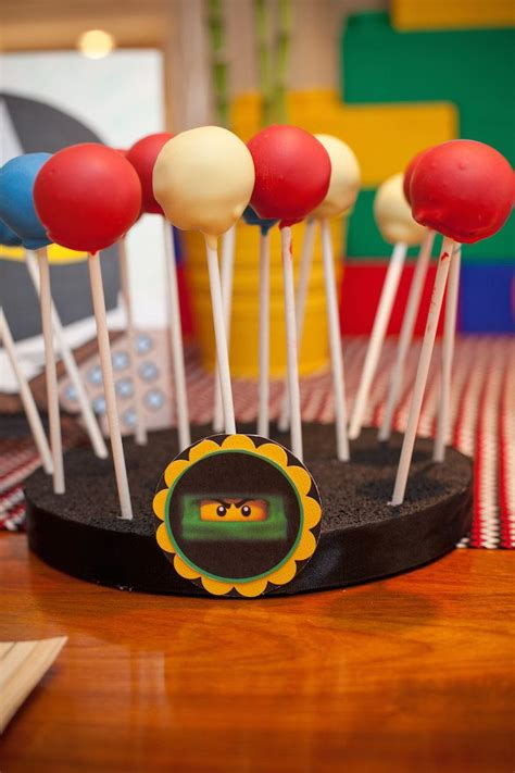 Home Temple Decoration Ideas by Tudo Pra Sua Festa Festa Infantil Tema Ninjago