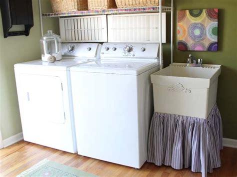 Basement Utility Sink Skirt D Diy Laundry Tub Skirt Sink Skirt Laundry Tubs And