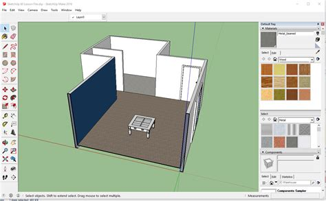 tutorial sketchup 2016 español ict dghs sketchup tutorials for fun