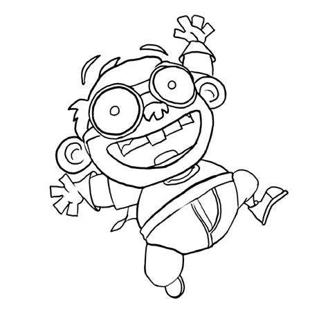 fanboy and chum coloring pages coloring pages ideas