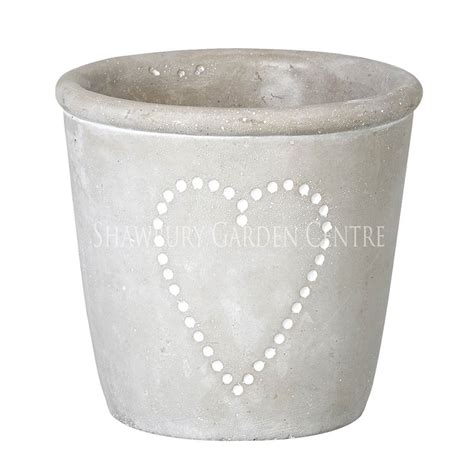 Indoor Planters Uk by Parlane Concrete Planter Pot