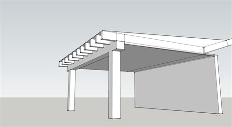 Roof And Ceiling by Flat Roof Porch Ceiling
