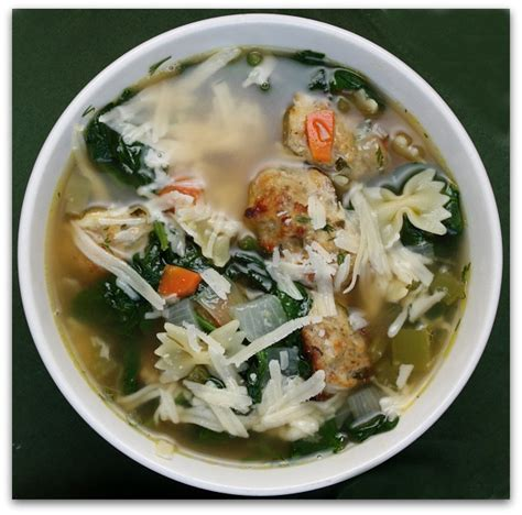 ina garten soup ina garten s italian wedding soup recipegirl