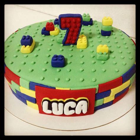 torta lego lego cake lego torte  biscotti pinterest