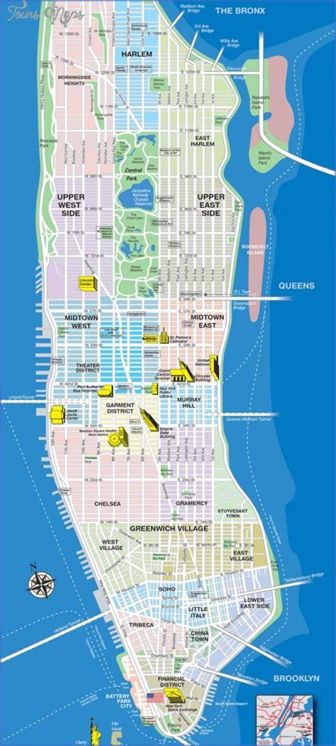 map of neighborhoods in new york city new york city map neighborhoods toursmaps