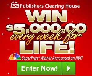 are publishers clearing house sweepstakes scams html