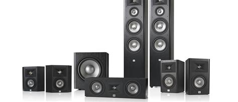 jbl studio  floorstanding speakers review