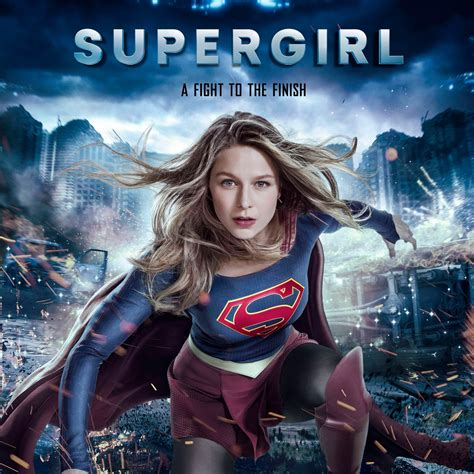 wallpaper supergirl melissa benoist season   hd