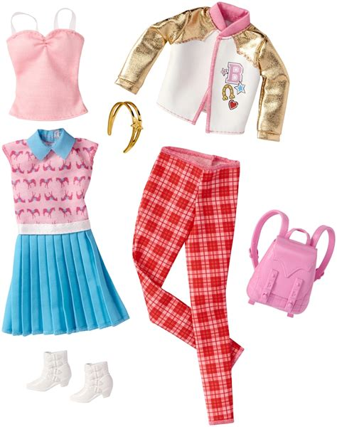 barbie dolphin magic boat toys r us barbie 174 fashions asst fashion 2 pack asst universal fit