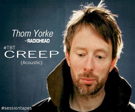 thom yorke radiohead acoustic tbt