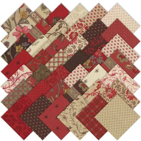 General Fabric Quilt Patterns Moda General Josephine Charm Pack 5 Quot Quilting And