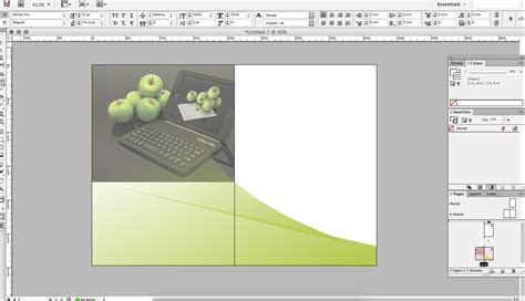 creating shapes indesign creating a professional document in indesign creative studio