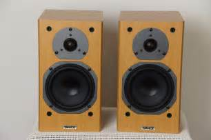 tannoy mercury mx1 bookshelf speakers like new aud 155
